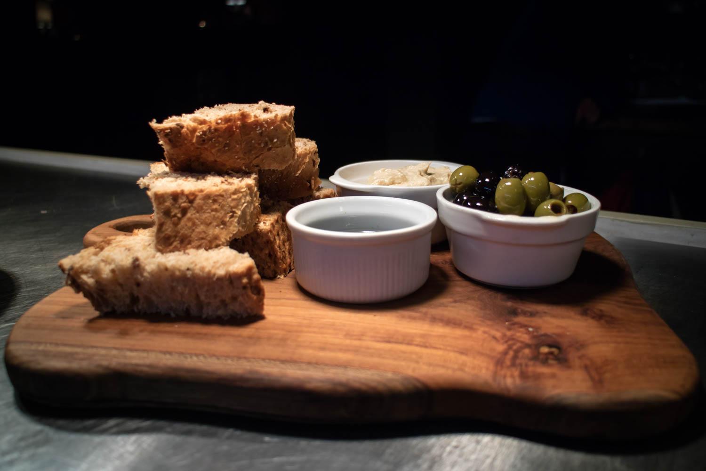 Food at the Forester Inn Graffham-3
