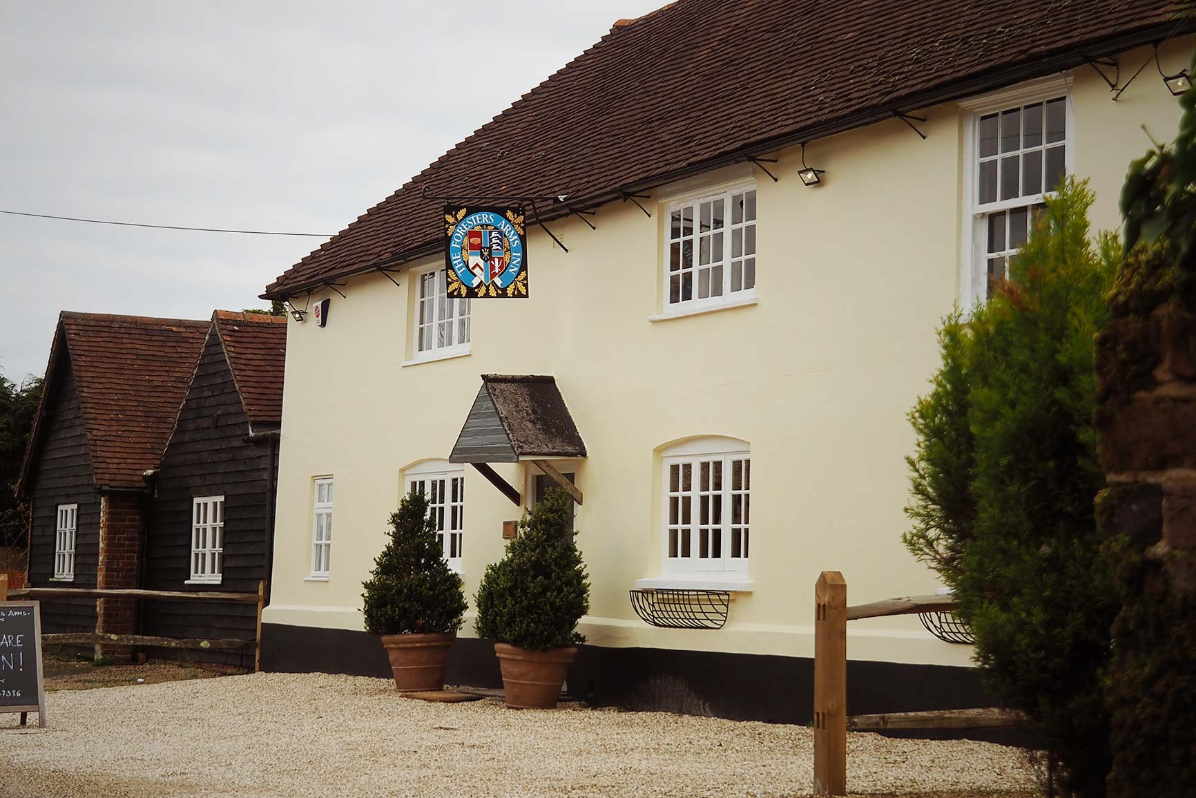 Foresters Arms, Graffham