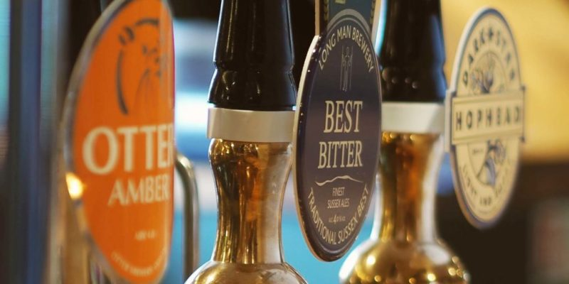 The best local ales